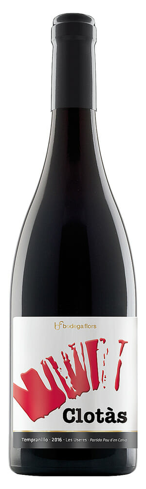 Clotàs 2016 Tempranillo